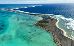 Discovery Shipwrecked on the Abrolhos Islands