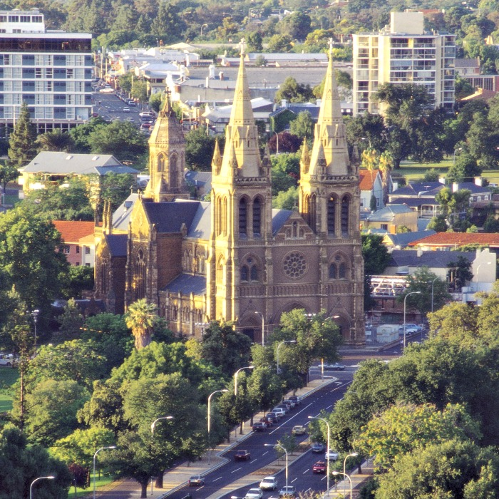 Adelaide Church